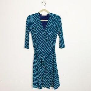 41 Hawthorn Renesme Faux Wrap Dress Stitch Fix